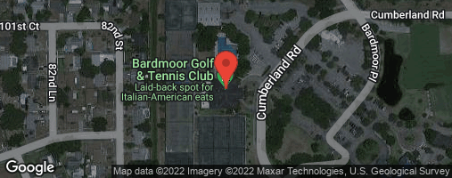 Locations for 2020 Hole-o-ween Golf Scramble at Bardmoor (10/31/20)