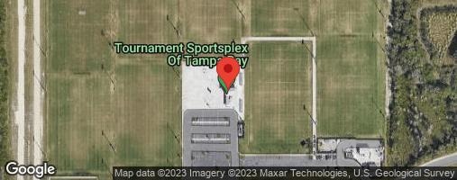 Locations for 2020 Gulf Scream 8v8 Soccer Tournament (10/3/20)