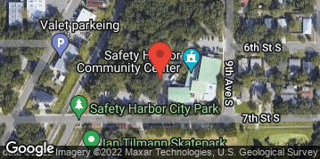 Locations for Monday Men's Basketball / Safety Harbor (Spring 2019)