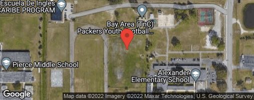 Locations for Wednesday Coed Soccer / Alexander Park (CANCELED)