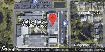 Locations for Saturday Soccer / Safety Harbor (Fall 2021)