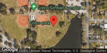 Locations for Sunshine Softball Tournament Series #2 (3/23/19)