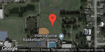 Locations for Thursday Men's/Coed Flag Football (Summer 2021)