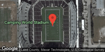 Locations for Florida Cup Tailgate and Game Day Ticket (7/25/21)