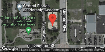 Locations for Thursday Coed Sand Volleyball (Fall 2021)