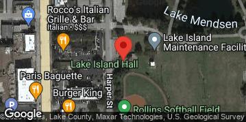 Locations for Monday Coed Kickball (Fall 2021)