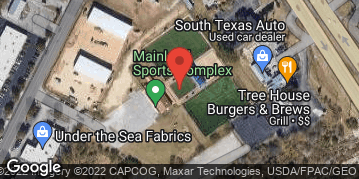 Locations for Friday Cornhole September 2021 (Central)