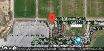 Locations for Monday Soccer October 2021 (Northeast)