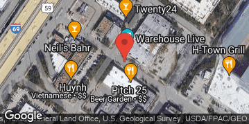 Locations for VALUE LEAGUE - Winter II 2020 Monday Cornhole (Doubleheaders) @ Pitch25