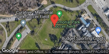 Locations for EARLY SPRING II 2019 Tuesday Soccer (7 on 7 - No Goalie)