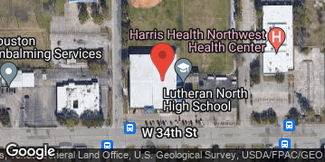 Locations for Early Summer 2021 Wednesday Basketball (5 on 5) at Lutheran North