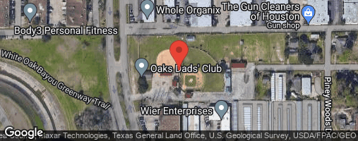 Locations for Fall 2020 Wednesday Kickball Doubleheaders (10 inch Ball)