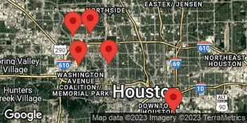 Locations for Late Summer I 2020 Thursday Kickball Doubleheaders (10 inch Ball)