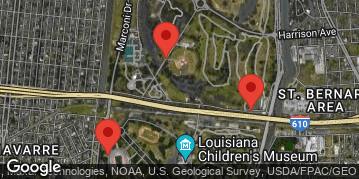 Locations for Summer:20 // Kickball // City Park // Thursday