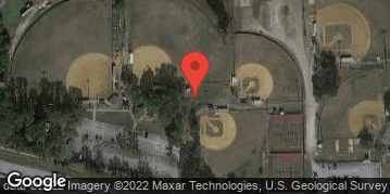 Locations for Spring Tuesday Night Softball 2020