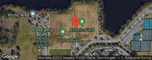 Locations for Fall Co-ed Kickball 2020