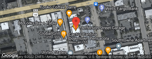 Locations for Tuesday 4v4 Cornhole / Wild Greg's Saloon (Fall - 2020)