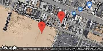 Locations for (Summer) Friday Newport Beach Flag Football : Championships on August 8th!