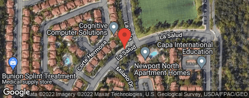 Locations for Monday Newport Beach Kickball : Fall 2020