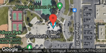 Locations for Friday Huntington Beach Kickball : Spring 2020