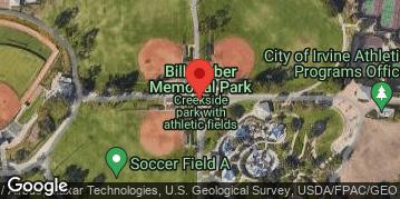 Locations for Friday Night Grass Flag Football : Starting December 3rd!