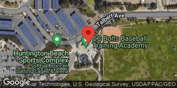 Locations for Friday Huntington Beach Kickball : Starting December 3rd!