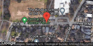 Locations for September 2019 Soccer 7v7 (Co-Ed) - Rec Division - Central Park - Monday