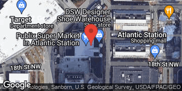 Locations for Atlanta Grilled Cheese Festival - 2:00pm Entry (General Admission)