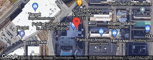 Locations for Atlanta Grilled Cheese Festival - 11:30am Entry (General Admission)