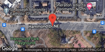 Locations for October 2020 Kickball 10v10 (Co-Ed) - Rec Division - Sandy Springs - Thursday