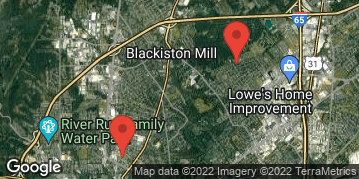 Locations for Southern Indiana Kickball League