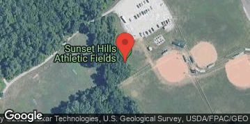 Locations for Late Summer19 - Wednesday Men's or Women's Recreational Basketball (Sunset Hills)