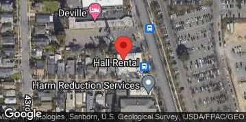 Locations for Cornhole - Fridays (Summer '21)