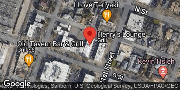 Locations for Cornhole - Fridays (Fall '18)