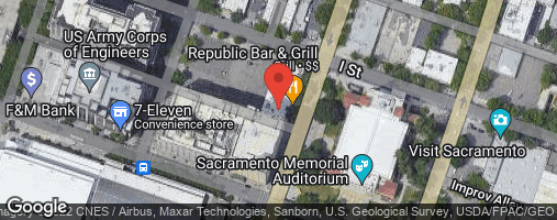 Locations for Cornhole - Wednesdays (Spring '20)