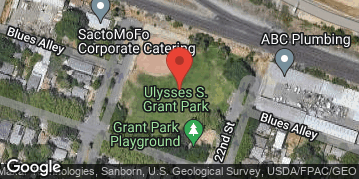 Locations for Flag Football - Sundays (Late Summer '19)