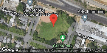 Locations for Flag Football - Sundays (Late Fall '19)