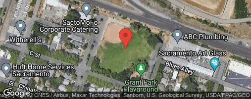 Locations for Flag Football - Sundays (Spring '20)