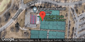 Locations for Spring21 - Tennis @ Forest Park