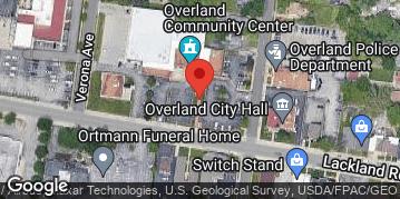 Locations for Late Summer 21 - Thursday Men's Recreational Basketball (Overland)
