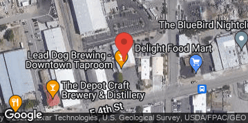 Locations for RENO Cornhole - Wednesdays (Winter '19)