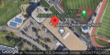 Locations for $500 CASH PRIZE: 5v5 Men's and Coed Flag Football Tourney @ Denver Christian