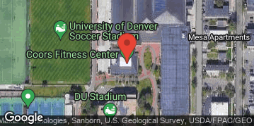 Locations for Winter 2020 Wednesday Men's Intermediate & Rec Basketball @ DU Sponsored by Pub on Pearl