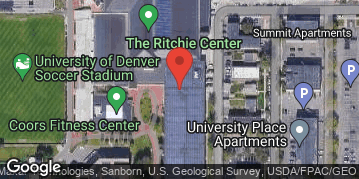 Locations for Fall 19 Saturday Futsal @ Denver University