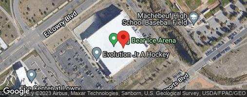 Locations for Fall 2020 Monday Coed Floor Hockey at Big Bear