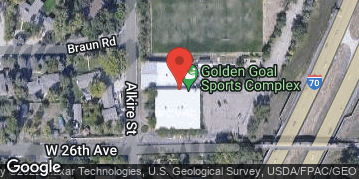 Locations for Fall 19 Monday Indoor Coed Rec @ Golden Goal