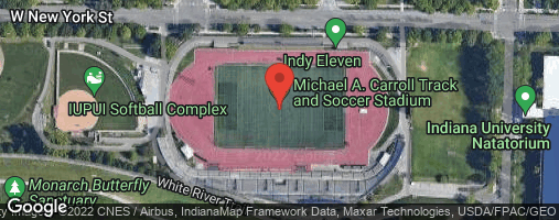 Locations for Fall 2020 Tuesday Downtown Soccer League