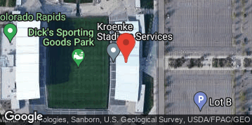 Locations for Fall '20 Thursday Coed 8v8 Recreational Flag Football @ DSGP