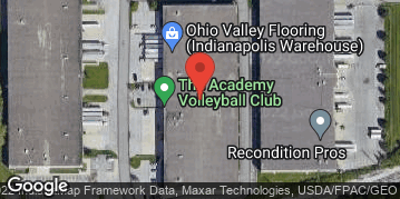 Locations for Winter 2019 Thursday Recreational Indoor Volleyball 6's League - Downtown
