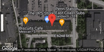 Locations for CCA X JackRabbit Run Club - March Start